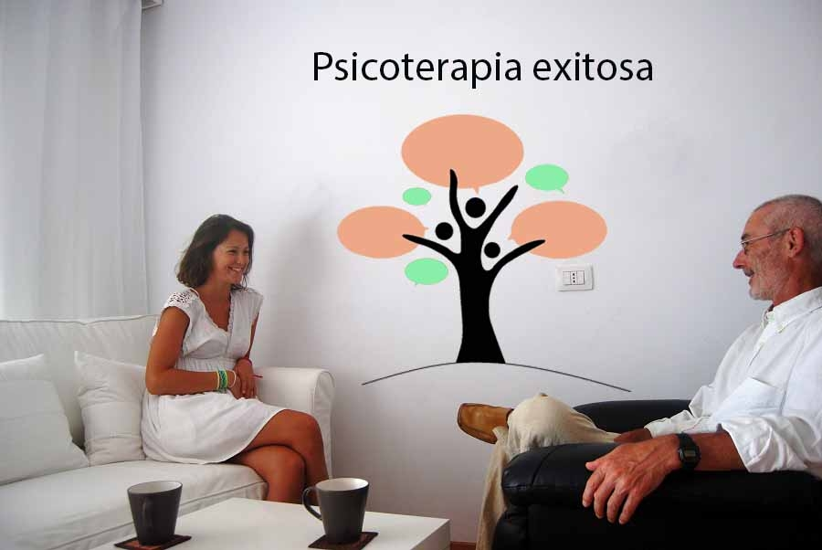 psicoterapia exitosa