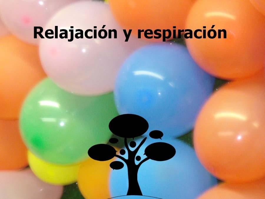 Respiración como método de relajación